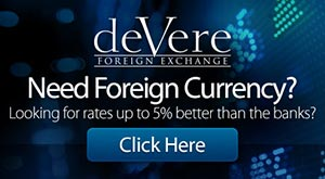 deVere foreign exchange