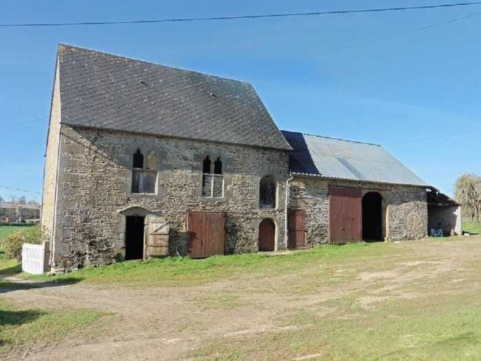 AHIN-MF-1185DM50 Saint Hilaire du Harcouet Gorgeous 14th century logis and 16th/17th century manor house on 11,000m2