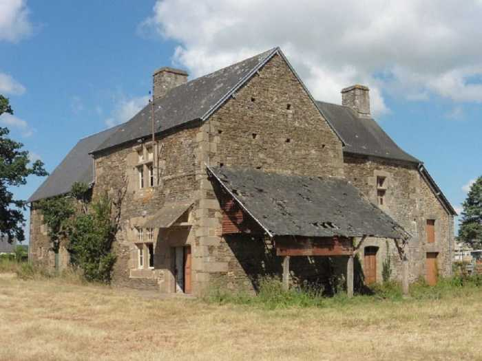 AHIN-MF-1090DM50 Avranches 50300 Rare mediaeval manor with 5700m2 grounds