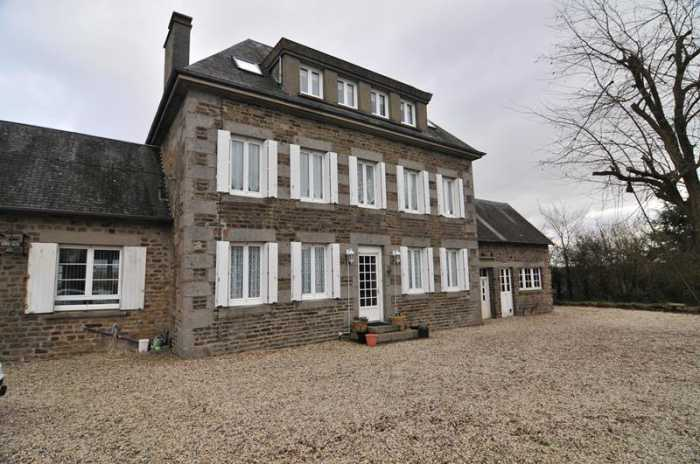 AHIN-SP-001111 • Swiss Normandy • 6 Bedroomed Maison de Maitre (9 in total) • Ideal B & B or large family on 9,062m2 of land