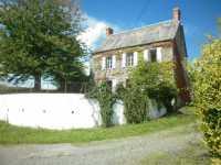 AHIN-KR-1207 Saint Jean de Savigny 50680 5 bedroomed detached house on 2500m2 garden