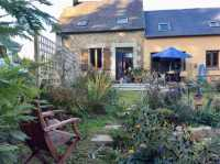 AHIN-SIF-001145 • St Martin De Landelles, Manche Farmhouse, Gite Business Pretty detached house and gîte with delightful garden in Normandy