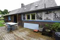 AHIN-SP-001436 Nr Juvigny-le-Têrtre 50520 Detached village house with potential to extend and 400m2 garden
