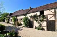 AHIN-SIF-00880 • Detached Colombage Cider Barn with Gîte and Outbuildings and Land of over 2 Acres