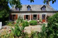 AHIN-SP-001201 • Mortain area • 3 Bedroomed Farmhouse (no neighbours) on 1,940m2 of land