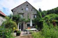 AHIN-SP-001076 Saint Jean le Blanc 14770 Quirky detached house in quiet valley with woodland on 10,000m2