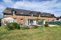 AHIN-SIF-00921 • Farmhouse with 2 attached gîtes - 10 Beds in all - in quiet rural hamlet. Ideal home and income.
