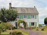 AHIN-MF-1071DM50 • St Hilaire du Harcouet • 3 Bedroomed House on 2,440m2 Garden
