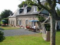 AHIN-SIF-00993 Cerisy-la-Salle 50210 Superb detached Normandy house and gîte with large (5365m2) garden, garage and workshop.