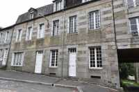 UNDER OFFER AHIN-SP-001369 • Sourdeval • 7 Bedroomed Townhouse with enclosed courtyard garden