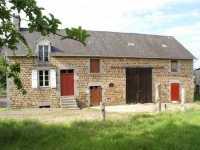 AHIN-MF926-DM50 St Hilaire du Harcouët 50600 Farmhouse to renovate on 5000m