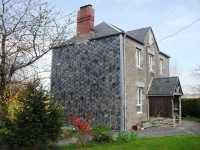 AHIN-SG-1496 Gavray Pretty south facing stone 2 bedroom house located in a small hamlet with views across the open countryside.