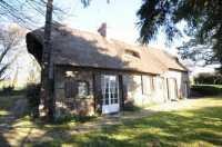 UNDER OFFER AHIN-SP-001151 • Nr Campeaux • Pretty 4 Bedroomed detached thatched cottage in rural hamlet on 1,500m2