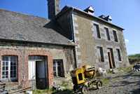 UNDER OFFER •AHIN-SIF-00771 •Near Brécey, 2 Bedroomed Maison de Maître to renovate with over 2 acres in Normandy with potential attached gîte.