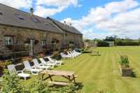 AHIN-SIF-001033 • Mayenne, Pays de la Loire • 11 Bed House inc. 3 gîtes with swimming pool and 12,960m2 of land