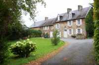 AHIN-SG-1986 • Coutances, Manche • Spacious Character Country House with 4,635m2 garde86