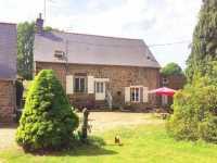 AHIN-MF-984DM53 Nr Ernée 3/4 bedroom main house + 1 bed cottage + outbuildings on 7000m2
