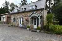 UNDER OFFER AHIN-SP-001326 • Brecey area • Detached 3 Bedroomed Character cottage in quiet hamlet on 2,300m2 garden.