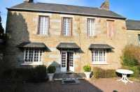 AHIN-SIF-00995 Nr Vire 14500 Old 3 bedroomed School House in a small, quiet Normandy town with schools, doctors' surgery, shops, etc.