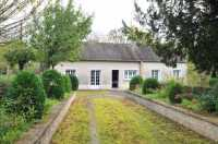 AHIN-SIF-00964 Mortain Area 50140 Detached 2 bedroomed bungalow with 1.5 acres in Normandy.