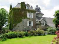 AHIN-SG-1930 Sartilly 50530 Gorgeous 9 bedroomed manor house with 6500m2 grounds - 10 mins beaches