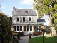AHIN-SG-1737 Countances 50200 Character 4 bedroomed houses in the Centre of Coutances with 1349m2 Pretty Gardens