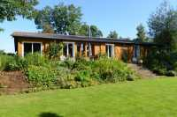 AHIN-SP-001219 Sourdeval 50150 Architect designed 3 bed bungalow in stunning setting 5,568m²