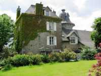 AHIN-SG-1930 Sartilly 50530 9 bedroomed Norman Manor House in the Baie of Mont St Michel on 6500m2