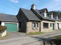 AHIN-MF962DM50 Near Mortain 50140 4 bedroomed detached house on 6200m2 in country setting